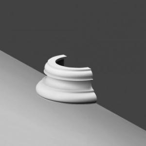 Полуколонна из полиуретана Orac Decor Set 1