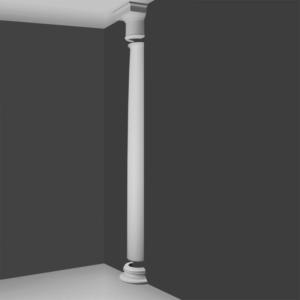 Полуколонна из полиуретана Orac Decor Set 3