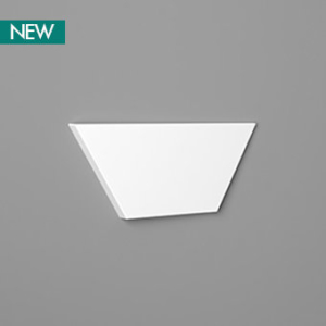 Декоративная панель W101 Trapezium