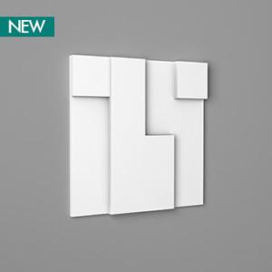 Декоративная панель W102 Cubi