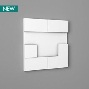Декоративная панель W103 Cubi