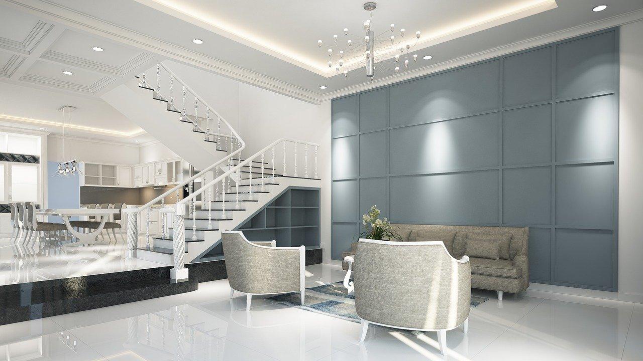 interior-2685517_1280 Виды и варианты лепнины на потолке